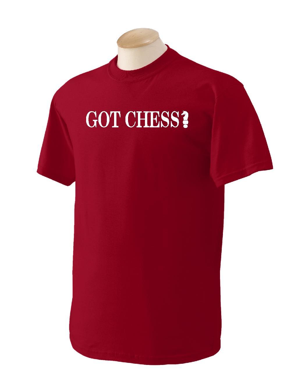 got chess shirt