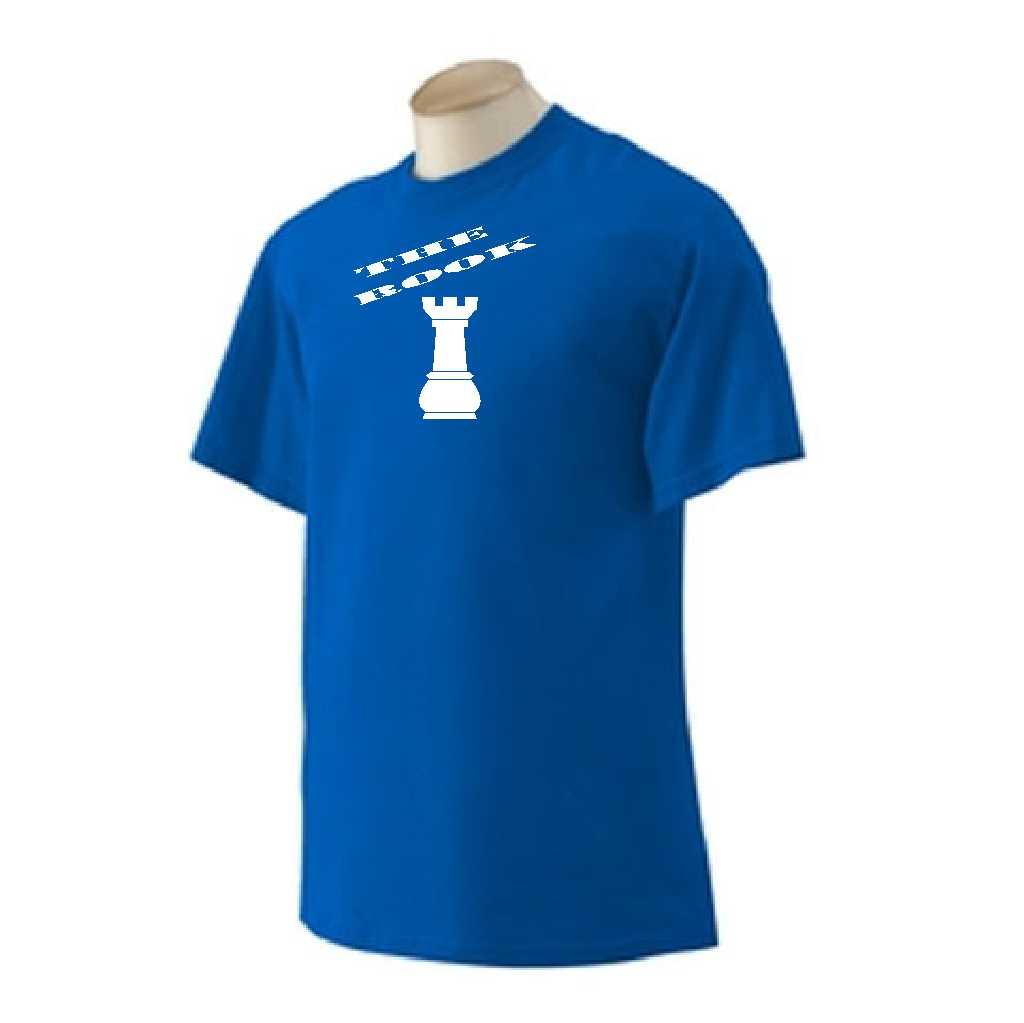 chess rook shirt